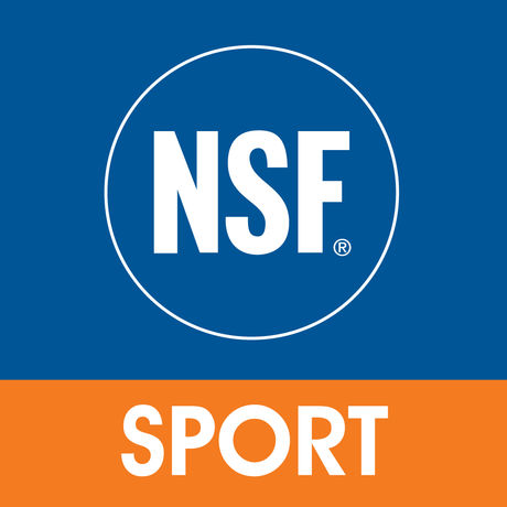 NSF for sport icon