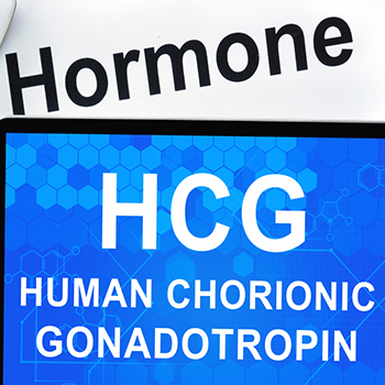 Photo of HCG sign