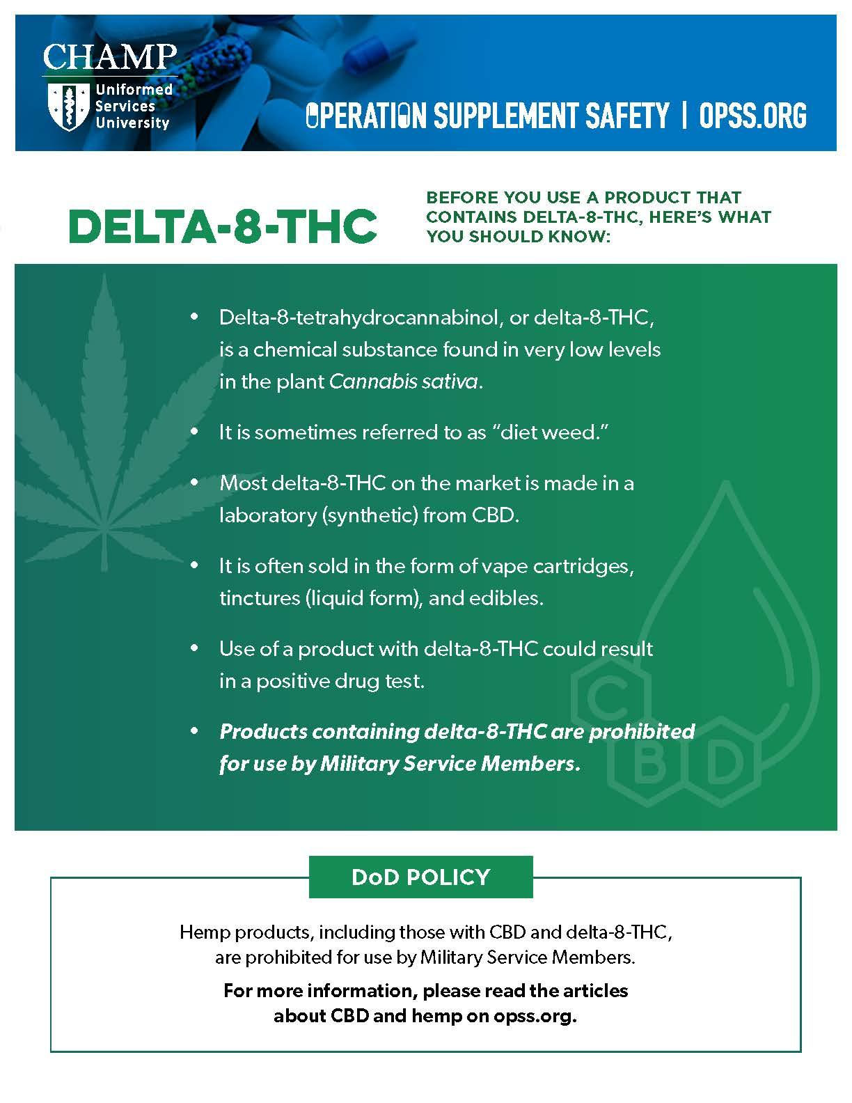 Delta-8 THC