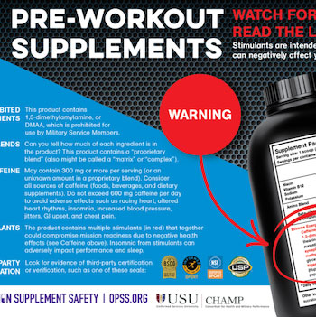 Pre-workout Supplements thumbnail