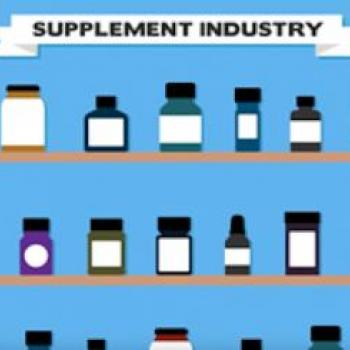 Decoding the Dietary Supplement Industry screen shot