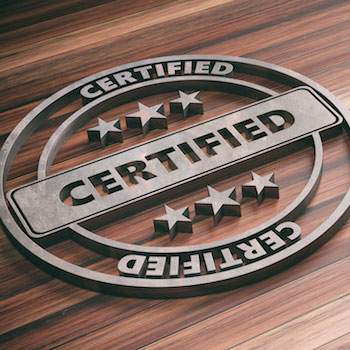 Third-party certification: Why it's important